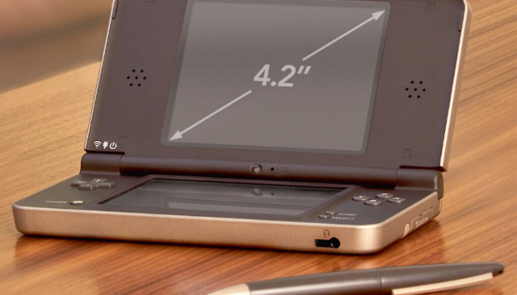 Nintendo DSi XL for Education