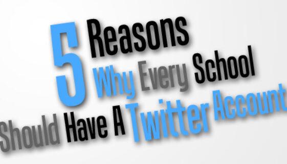 5reasonsfortwitter