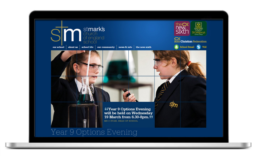 st marks website