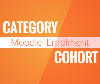 Category vs Cohort Enrolment on Moodle