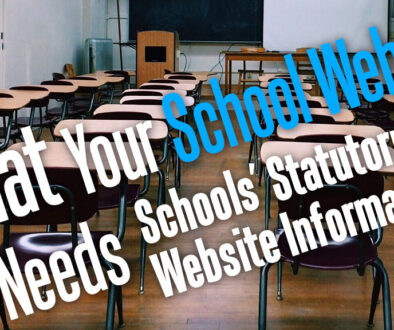 WhatYourSchoolWebsiteNeeds